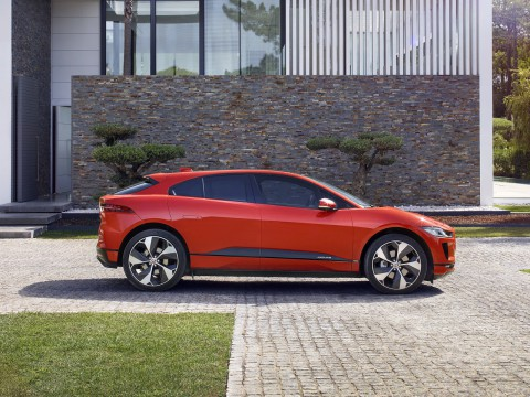 Technical specifications and characteristics for【Jaguar I-Pace】
