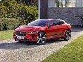 Technical specifications of the car and fuel economy of Jaguar I-Pace