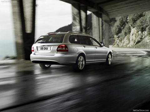 Technical specifications and characteristics for【Jaguar X-Type Estate】