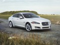 Technical specifications of the car and fuel economy of Jaguar XF