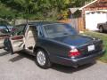 Vollständige technische Daten und Kraftstoffverbrauch für Jaguar XJ XJ (X308/NAW/NAB) XJ8 4.0 i V8 32V Sovereign LBW (284 Hp)