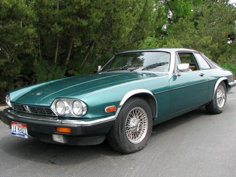 Technical specifications and characteristics for【Jaguar XJS Coupe】