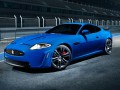 Technical specifications of the car and fuel economy of Jaguar XKR