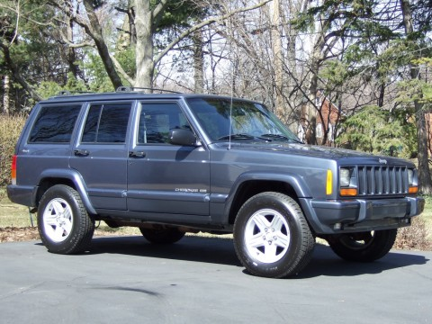 Technical specifications and characteristics for【Jeep Cherokee II】