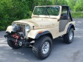Technical specifications of the car and fuel economy of Jeep CJ5 - CJ8