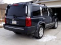 Technical specifications and characteristics for【Jeep Commander】