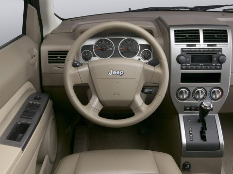 Technical specifications and characteristics for【Jeep Compass】
