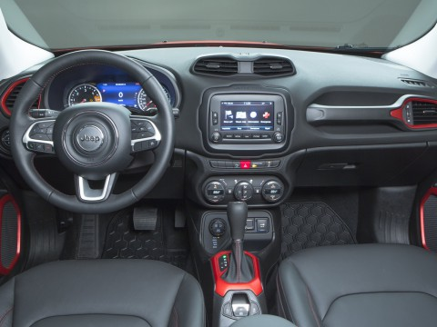 Technical specifications and characteristics for【Jeep Renegade】