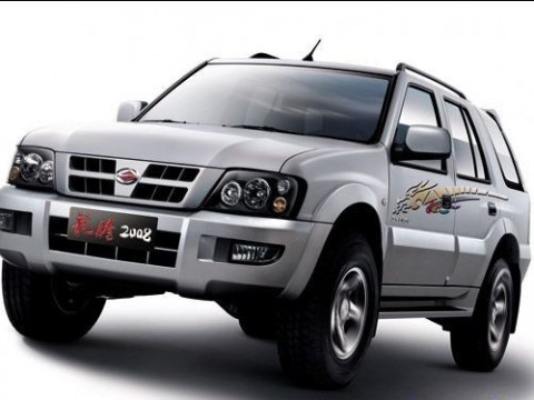 Technical specifications and characteristics for【Jiangling Landwind】