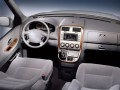 Kia Carnival Carnival II 2.9 CRDI (144 Hp) full technical specifications and fuel consumption