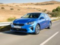Technical specifications of the car and fuel economy of Kia Cee'd