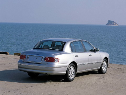 Technical specifications and characteristics for【Kia Opirus】