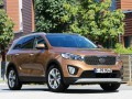 Technical specifications of the car and fuel economy of Kia Sorento