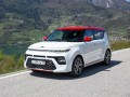 Technical specifications of the car and fuel economy of Kia Soul