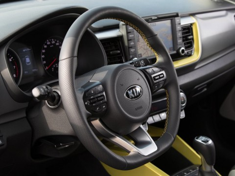 Technical specifications and characteristics for【Kia Stonic I】