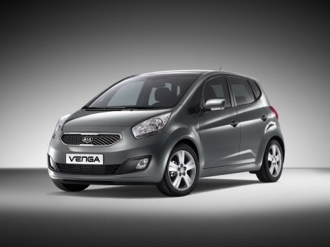 Technical specifications and characteristics for【Kia Venga】