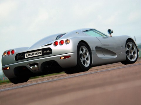 Technical specifications and characteristics for【Koenigsegg CC】
