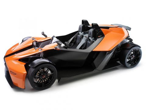 Technical specifications and characteristics for【KTM X-Bow】