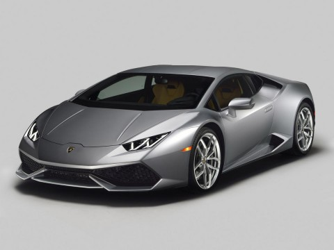 Technical specifications and characteristics for【Lamborghini Huracan】