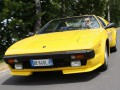 Technical specifications of the car and fuel economy of Lamborghini Jalpa