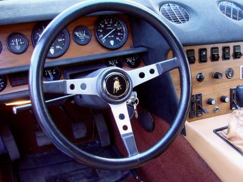Technical specifications and characteristics for【Lamborghini Jarama】