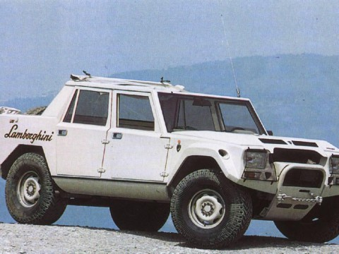 Technical specifications and characteristics for【Lamborghini LM-001】