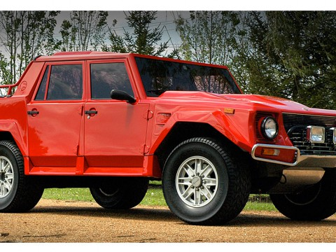 Technical specifications and characteristics for【Lamborghini LM-002】
