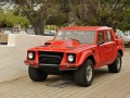Specifiche tecniche dell'automobile e risparmio di carburante di Lamborghini Lm-002