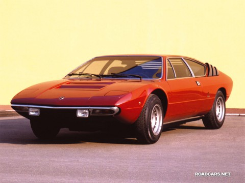 Technical specifications and characteristics for【Lamborghini Urraco】