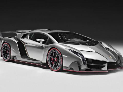 Caractéristiques techniques de Lamborghini Veneno