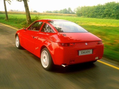 Technical specifications and characteristics for【Lancia Hyena】