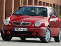 Technical specifications of the car and fuel economy of Lancia Lybra
