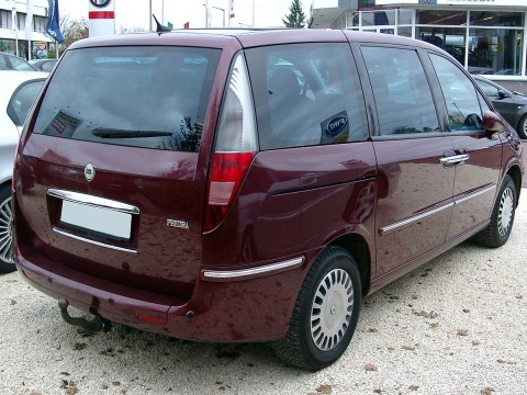 Technical specifications and characteristics for【Lancia Phedra】