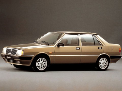 Technical specifications and characteristics for【Lancia Prisma (831 AB)】
