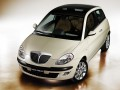 Technical specifications of the car and fuel economy of Lancia Y