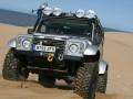 Especificaciones técnicas del coche y ahorro de combustible de Land Rover Defender
