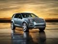 Specifiche tecniche dell'automobile e risparmio di carburante di Land Rover Discovery Sport