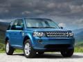 Specifiche tecniche dell'automobile e risparmio di carburante di Land Rover Freelander