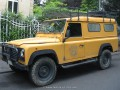 Technical specifications and characteristics for【Land Rover Hardtop】