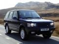 Пълни технически характеристики и разход на гориво за Land Rover Range Rover Range Rover II 2.5 D (136 Hp)