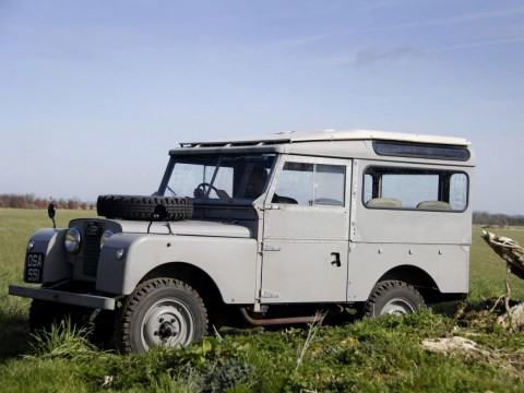 Technical specifications and characteristics for【Land Rover Series I】