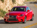 Technical specifications of the car and fuel economy of Lexus IS