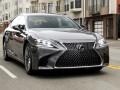 Technische Daten von Fahrzeugen und Kraftstoffverbrauch Lexus LS