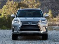 Technical specifications of the car and fuel economy of Lexus LX