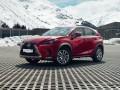 Technische Daten von Fahrzeugen und Kraftstoffverbrauch Lexus NX