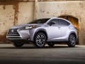 Technical specifications of the car and fuel economy of Lexus NX