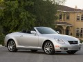Technical specifications of the car and fuel economy of Lexus SC