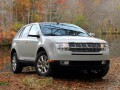 Technical specifications of the car and fuel economy of Lincoln MKX