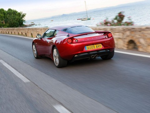 Technical specifications and characteristics for【Lotus Evora】