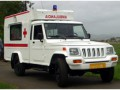 Technical specifications of the car and fuel economy of Mahindra Ambulance